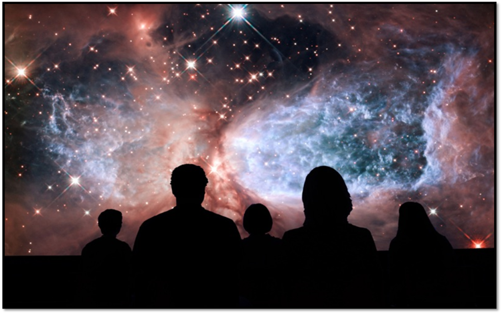 Universe audience